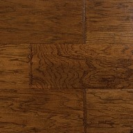 Engineering Wood Flooring, Hickory Barrel, 6-1/2""