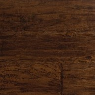 Engineering Wood Flooring, Hickory Gunstock, 6-1/2""