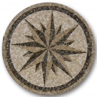 Mosaic Medallion, MM-RMCT-001