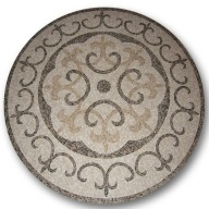 Mosaic Medallion, MM-RMCT-003