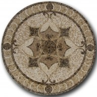 Mosaic Medallion, MM-RMCT-015