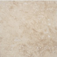 "Light Premium - Travertine 18""x18"", H/F"